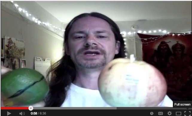 Vedic Astrology – Vernal Equinox With Fruit Demonstration