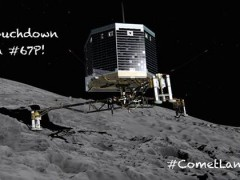 Vedic Astrology Case Study – Space Probe Lands on Speeding Comet