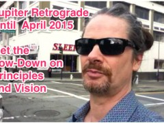 Jupiter Retrograde until April 2015